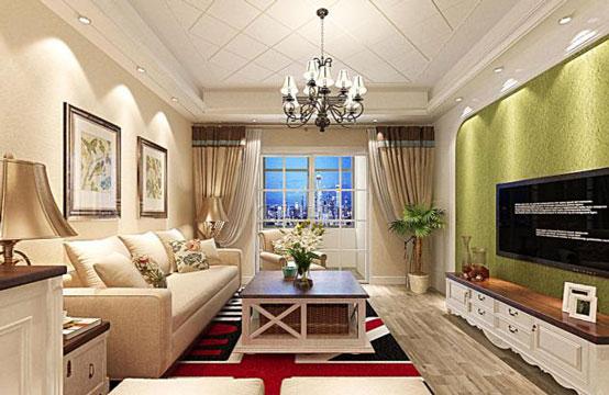 1、客厅硅藻泥颜色选择 客厅硅藻泥背景墙的色彩不宜过重,对比最好不要太强烈,如果你喜欢浅色,宜选用白色、浅蓝、百合等色系的硅藻泥。客厅的色彩选用空间是很大的,可以同时使用多种色彩,注意应确定主色调,地面建议选用厚重的色调,顶面用浅色调,这样搭配起来,相信你的客厅一定会非常温馨。